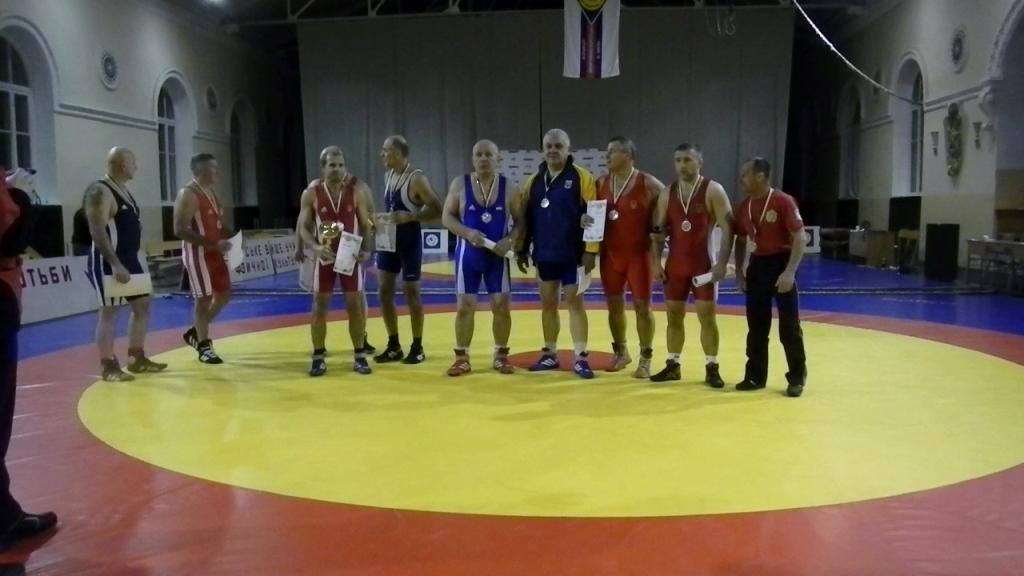 Измаильчанин стал чемпионом Украины по греко-римской борьбе (ФОТО)