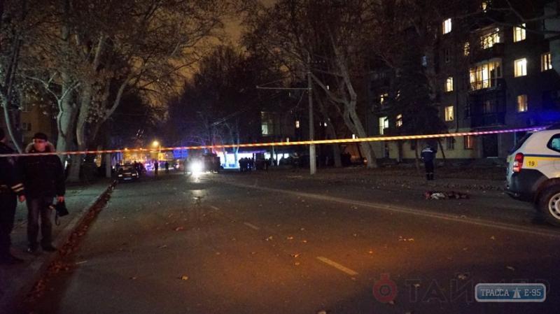 img1419664657528 В Одессе прогремел мощный взрыв. Погиб человек (фото)