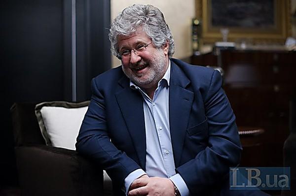 kolomoysky Коломойский показал сколько зарабатывает (декларация)