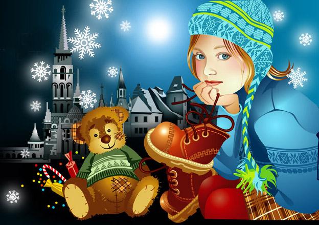 podarki-ot-nikolaya Подарки под подушками - сегодня День Святого Николая