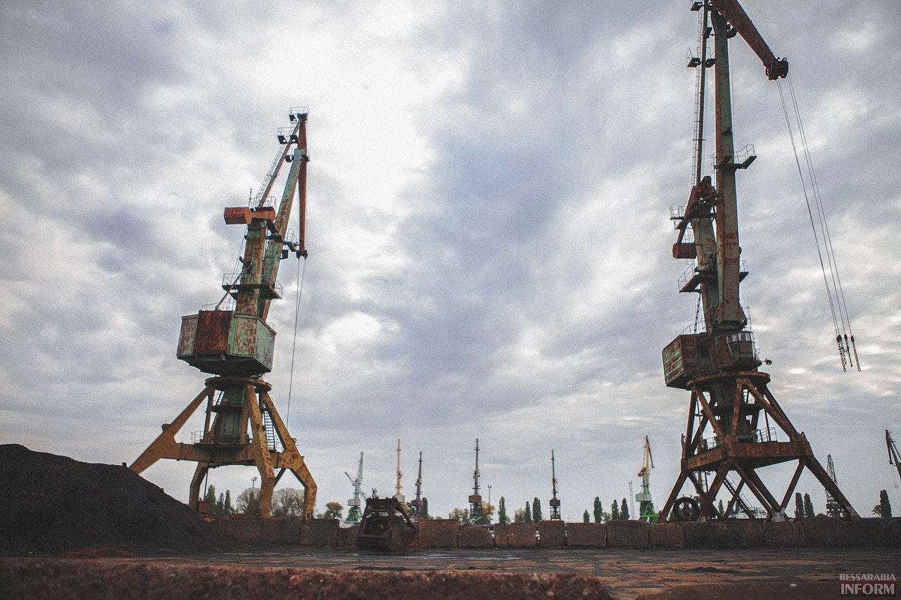 Измаильский порт работает с ограничениями, а Ренийский в штатном режиме