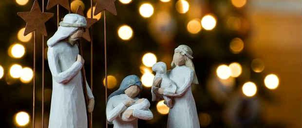 В ночь с 24 на 25 декабря отмечают Рождество