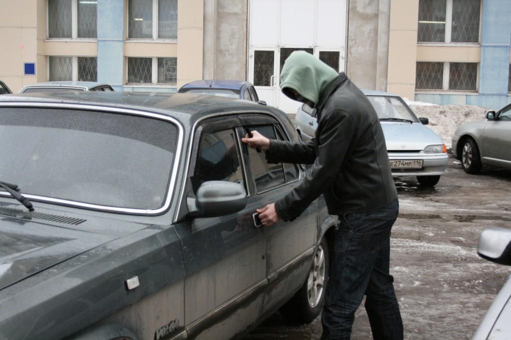 В Бессарабии за год угнали более 700 авто