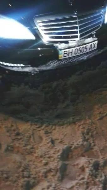 Боделана спутали с пьяницей, который давил на дороге людей (ФОТО)
