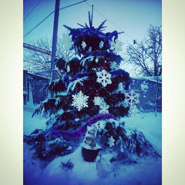 10 Новогодняя ночь: Что публиковали Измаильчане в Instagram (фото)
