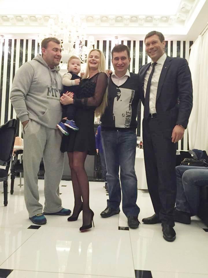 """10897834_1581377772073623_4293242552636026269_n Марков, Пореченков и Царев """"зажигают"""" в Москве (фото)"""