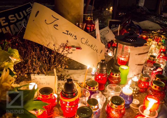 """Все мы  - """"Charlie Hebdo"""""""