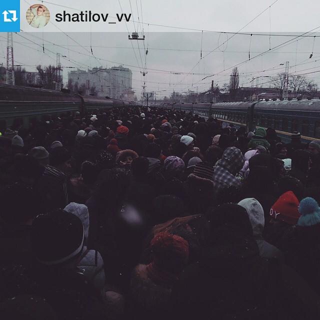 2 Новогодняя ночь: Что публиковали Измаильчане в Instagram (фото)