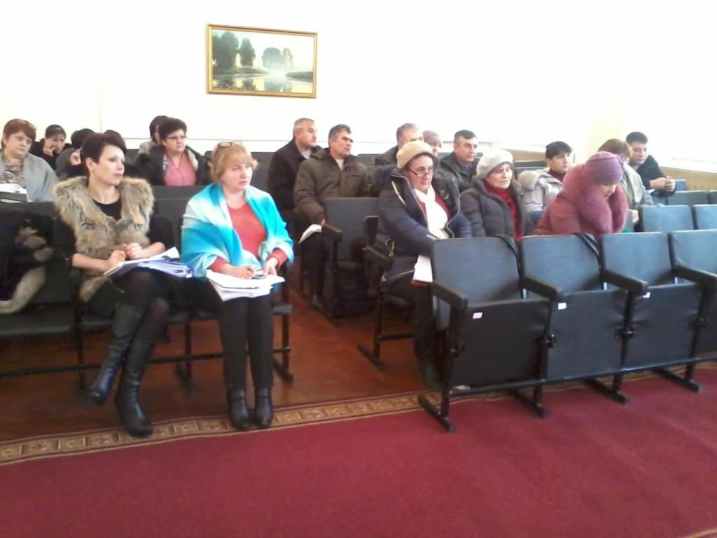 В Рени прошло совещание по формированию местного бюджета