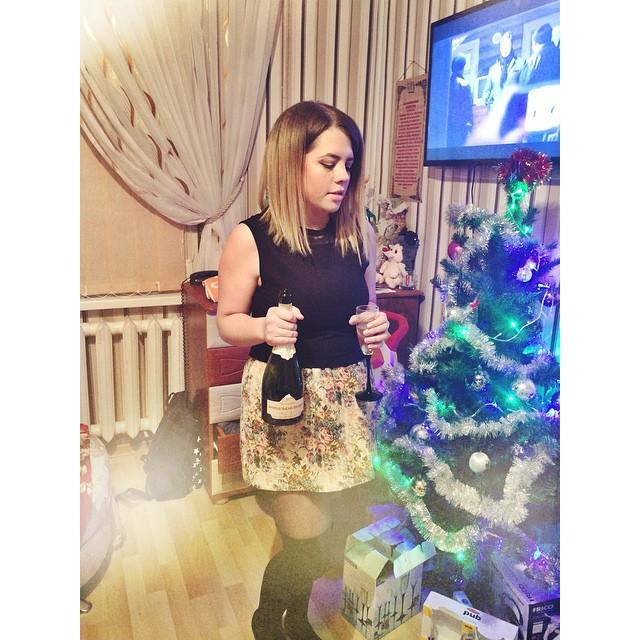 21 Новогодняя ночь: Что публиковали Измаильчане в Instagram (фото)
