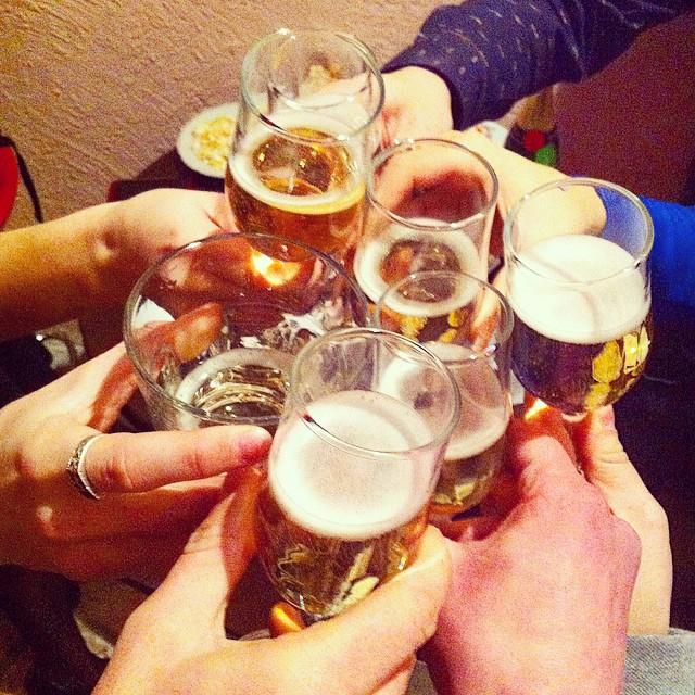 22 Новогодняя ночь: Что публиковали Измаильчане в Instagram (фото)
