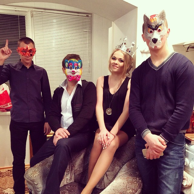 30 Новогодняя ночь: Что публиковали Измаильчане в Instagram (фото)