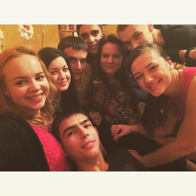 32 Новогодняя ночь: Что публиковали Измаильчане в Instagram (фото)
