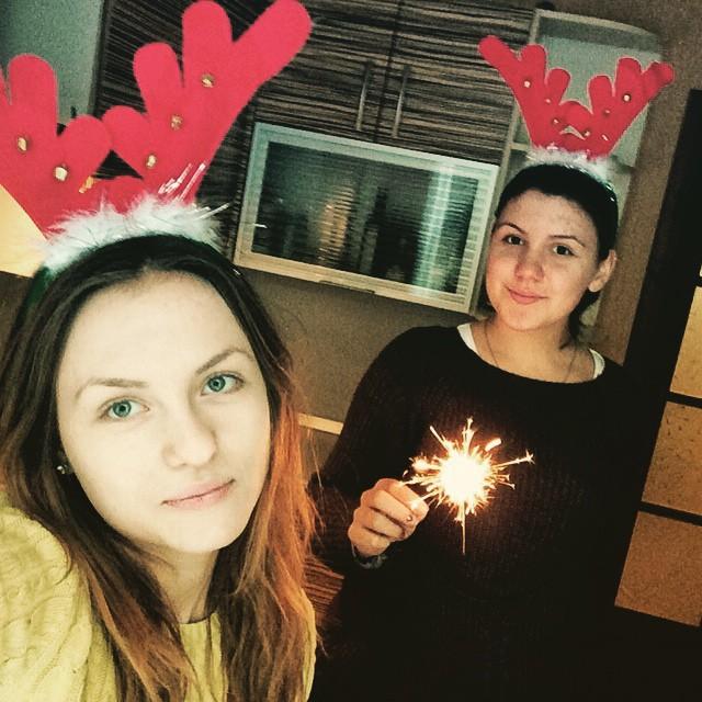 71 Новогодняя ночь: Что публиковали Измаильчане в Instagram (фото)