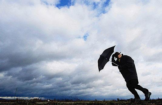 Сегодня в Бессарабии сильный южный ветер