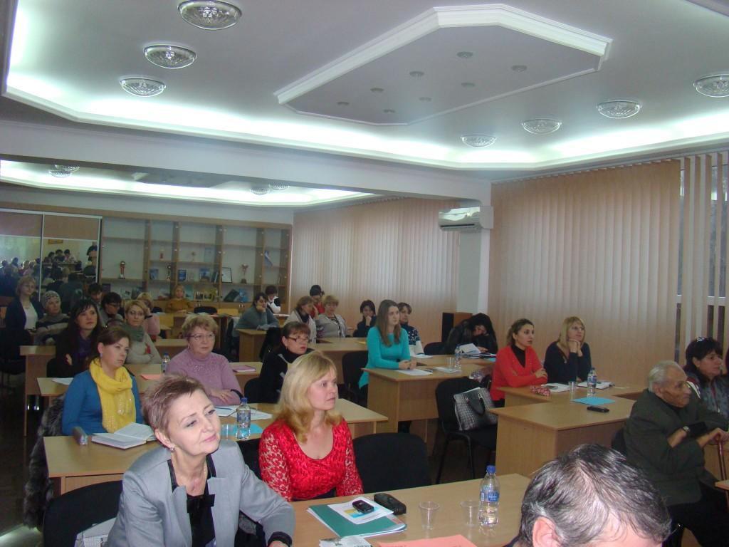 В ИГГУ День Соборности отметили с поэзией (фото)