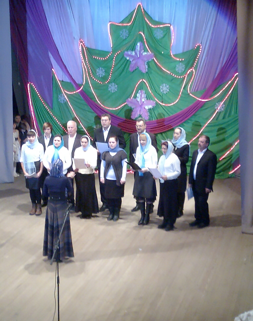 В Измаиле состоялся рождественский концерт (фото)