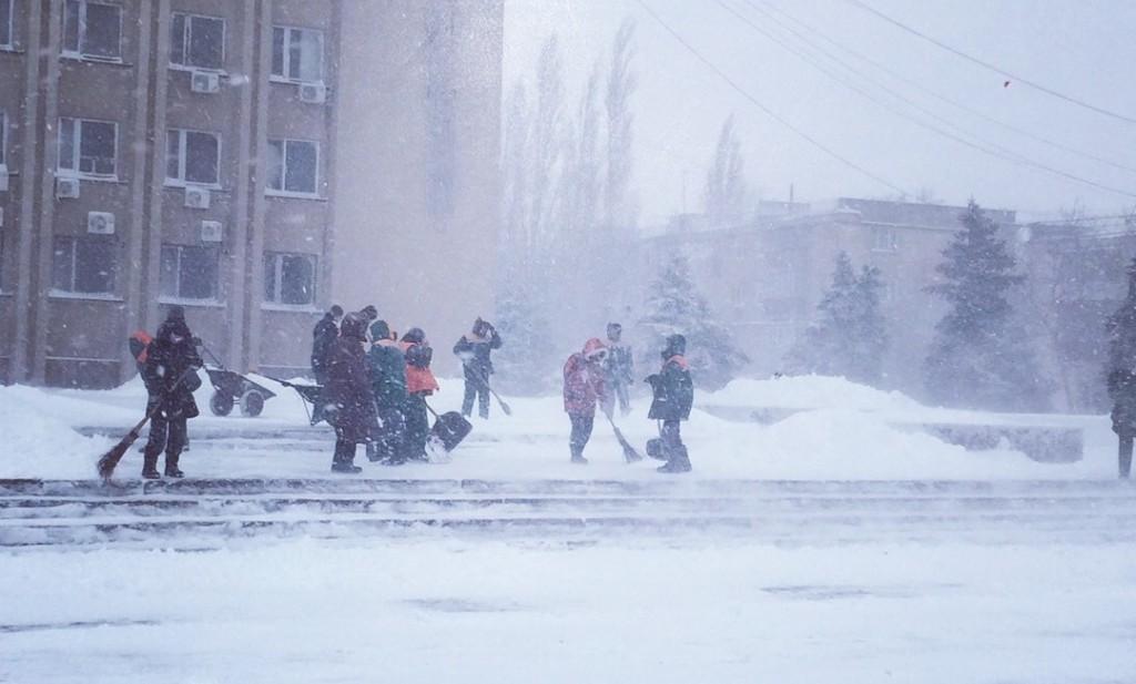 ГАИ предупреждает орезком ухудшении погодных условий в Бессарабии