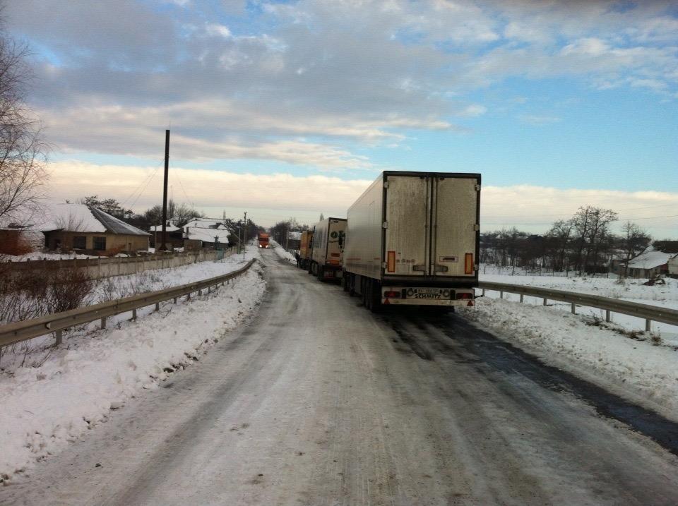 Спасатели просят  водителей не выезжать 6-8 января на дальние расстояния