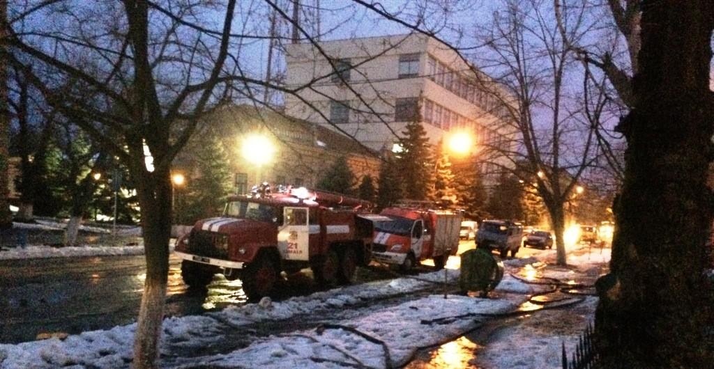 Измаил: в центре города произошел взрыв в кафе, подозревают газ  (фото, видео)