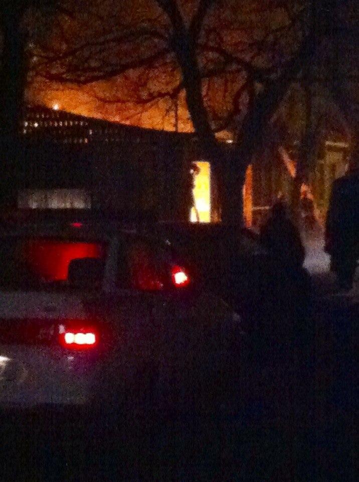 KpTTAgm4nzQ Ночной пожар в Измаиле - сгорело СТО (фото, обновлено)