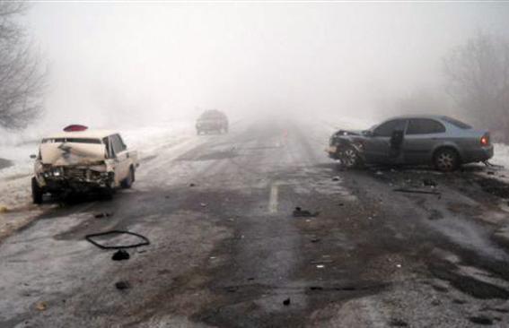 """Утреннее смертельное ДТП на трассе """"Одесса-Рени"""" (фото)"""
