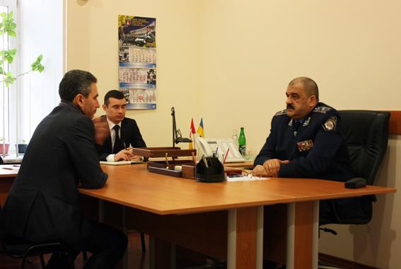 Начальник МВД в Одесской области обратился к измаильчанам