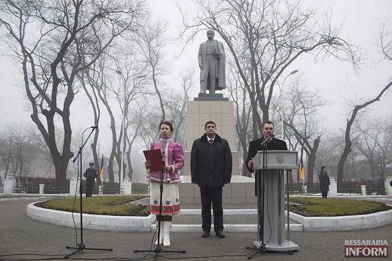 den-sobornosti-ua-izmail-2 В Измаиле отметили воссоединение Украины (ФОТО)