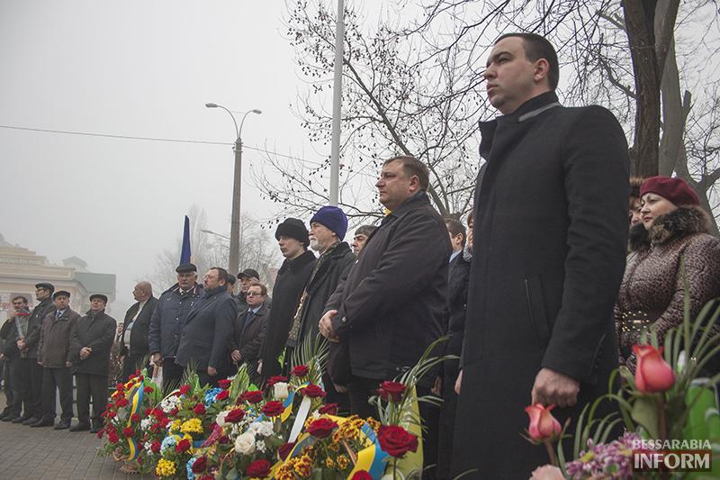 den-sobornosti-ua-izmail-3 В Измаиле отметили воссоединение Украины (ФОТО)