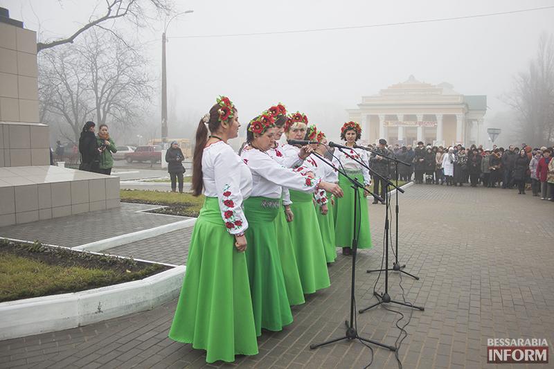 den-sobornosti-ua-izmail-5 В Измаиле отметили воссоединение Украины (ФОТО)