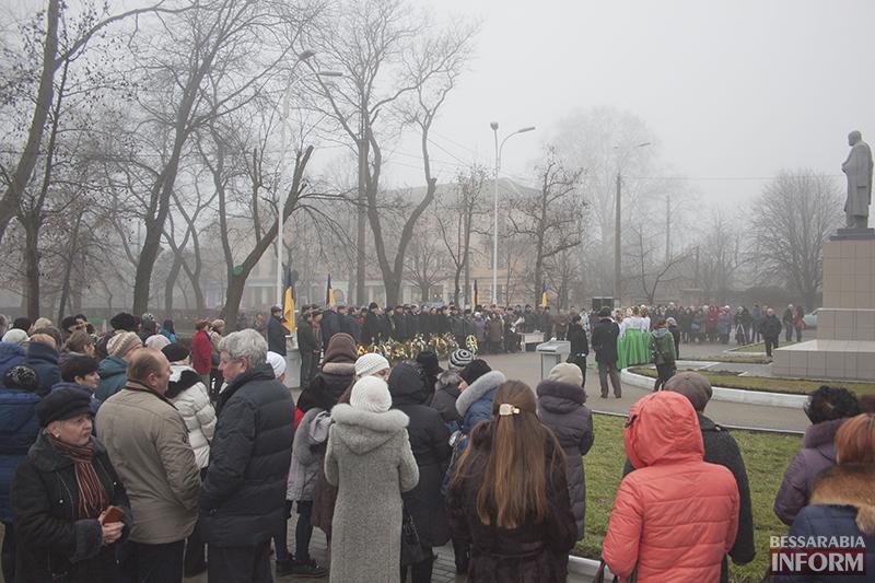 den-sobornosti-ua-izmail-8 В Измаиле отметили воссоединение Украины (ФОТО)