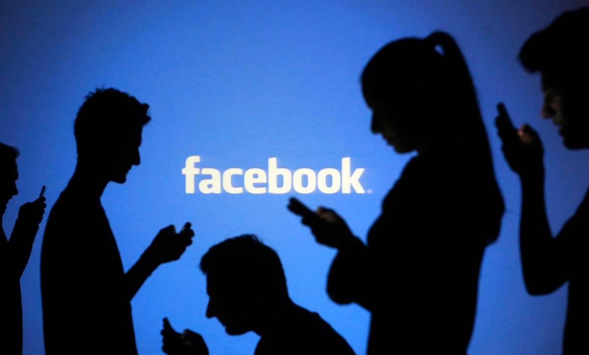 С утра вторника Facebook упал