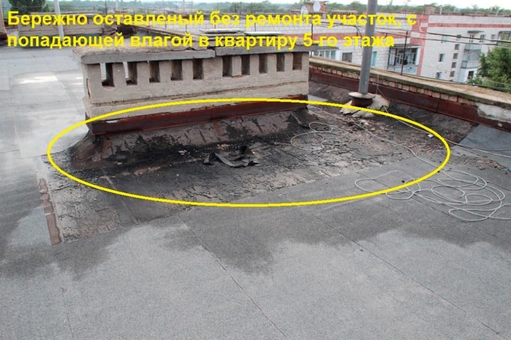 krusha-mnogoetajki-izmail-4-1024x682 Измаил говорит: Когда будет качественно работать ЖЭК (фото)