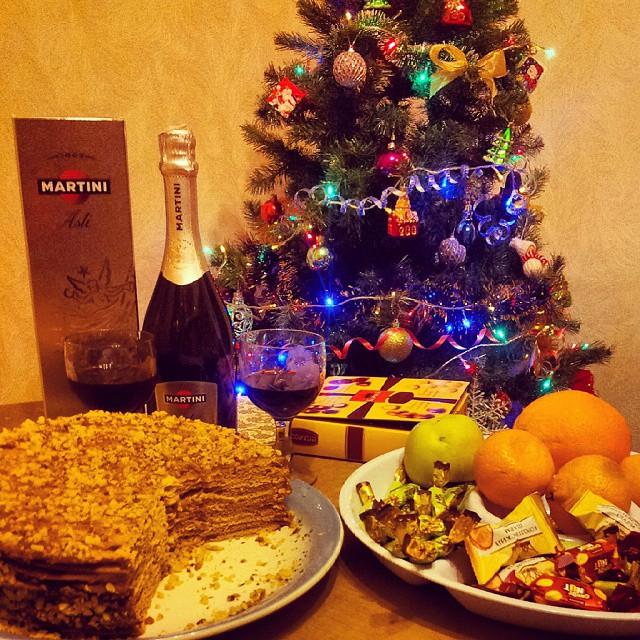 newyear-inst-izmail Новогодняя ночь: Что публиковали Измаильчане в Instagram (фото)