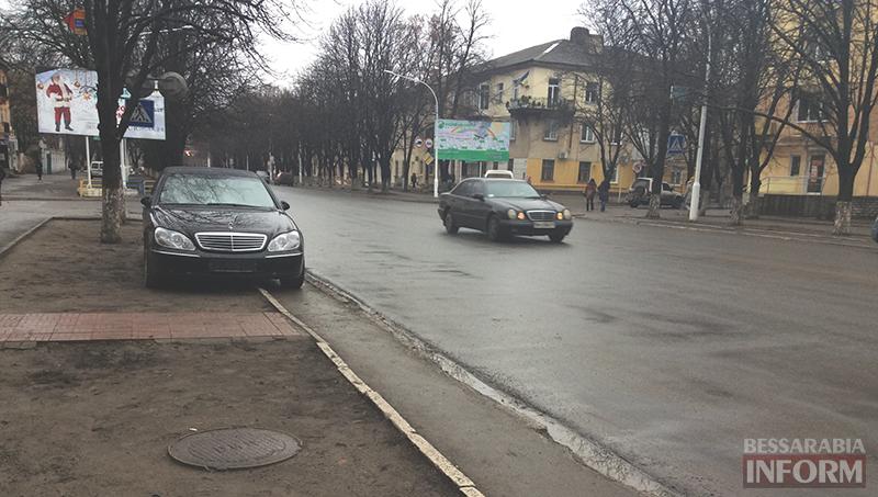 parking-kak-durak-izmail-2 Время бороться со снегом - команда мэра и Урбанский обсудили насущную проблему