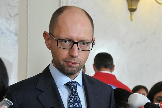 Яценюк потребовал от руководителей регионов подготовиться к войне