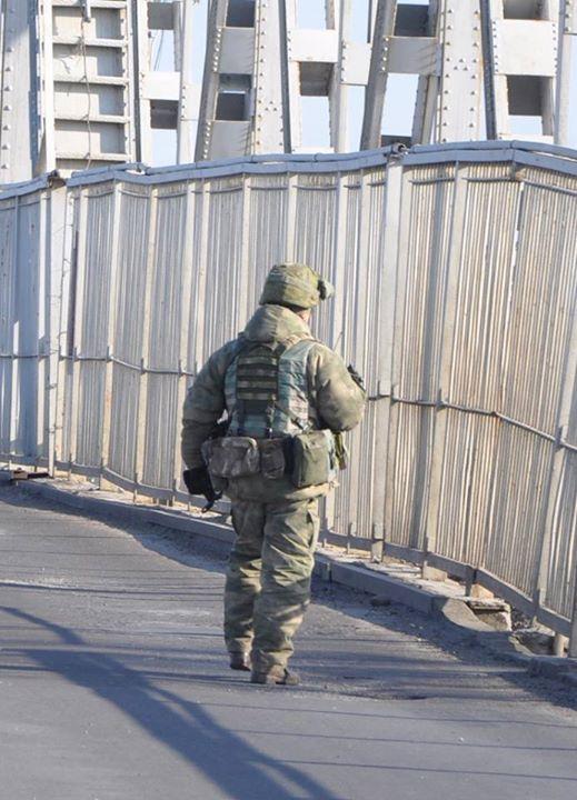 В Белгороде-Днестровском  продолжаются учения (фото)