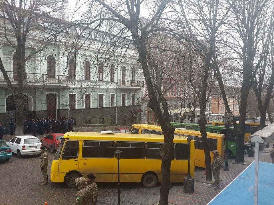 "10426123_917930074885008_3524061369163567533_n ""Свободу Резвушкину"" - в Одессе пикетируют прокуратуру (фото)"