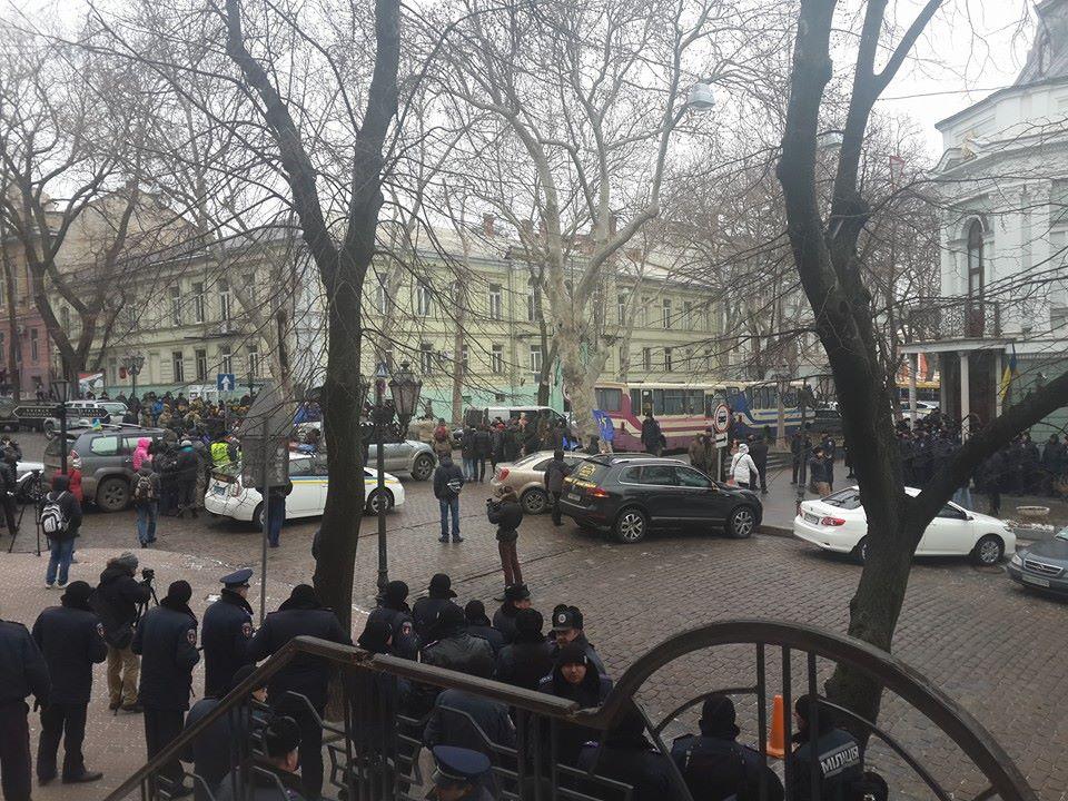 "10959586_917930031551679_2927855402884093862_n ""Свободу Резвушкину"" - в Одессе пикетируют прокуратуру (фото)"