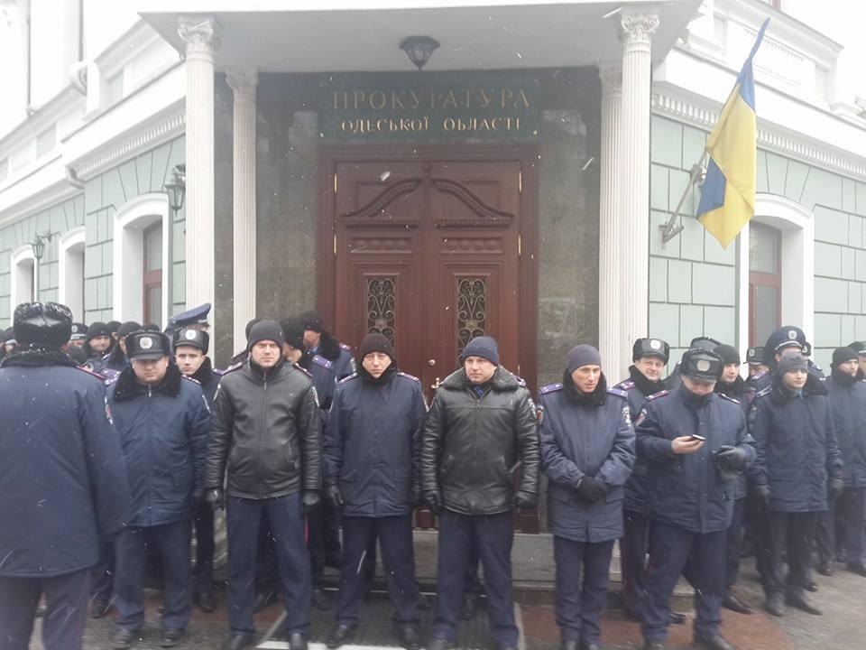 "10993443_917929781551704_7448165082866335942_n ""Свободу Резвушкину"" - в Одессе пикетируют прокуратуру (фото)"