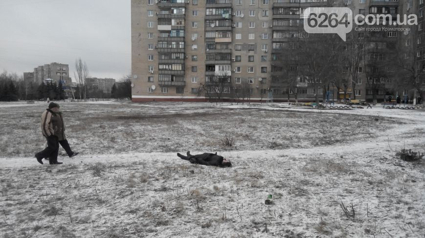 """116d9906be67af256f94828b422372da Российские террористы из """"Торнадо"""" обстреляли Краматорск (фото,видео)"""