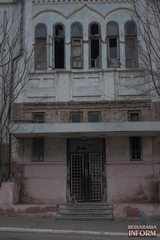 142 Экскурсия в прошлое - здание Укртелекома (фото)