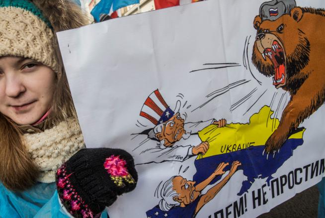 Секретный документ: Путин планировал начать расчленение Украины с Харькова