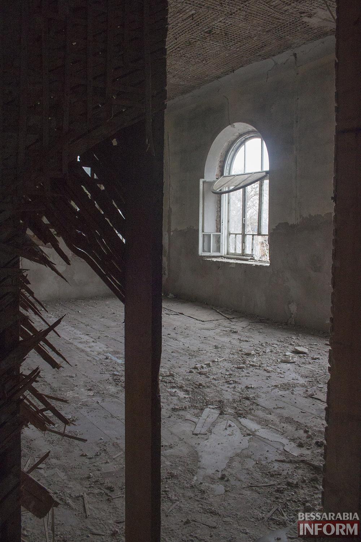 Экскурсия в прошлое - здание Укртелекома (фото)