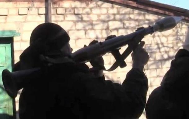Ожесточенные бои в Дебальцево (видео)