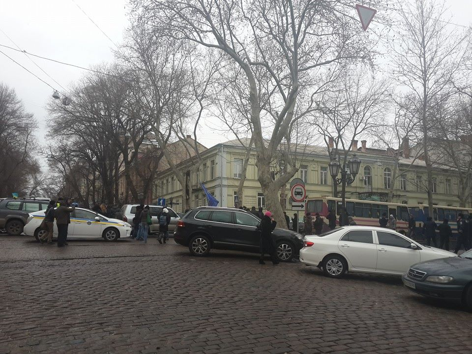 "16829_917929924885023_7596823239156612196_n ""Свободу Резвушкину"" - в Одессе пикетируют прокуратуру (фото)"