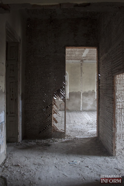 174 Экскурсия в прошлое - здание Укртелекома (фото)