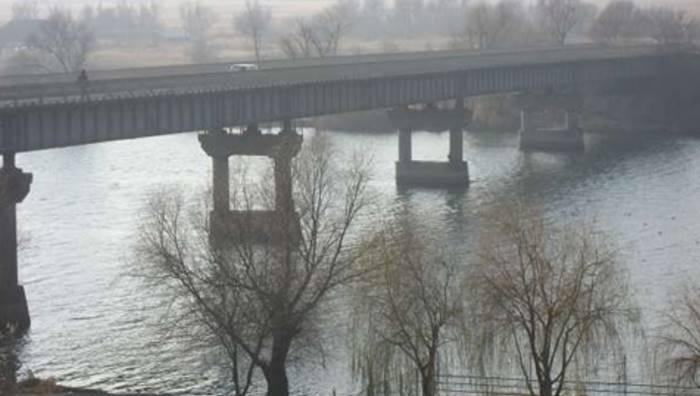Движение по трассе Рени-Одесса ограничено - разрушен мост