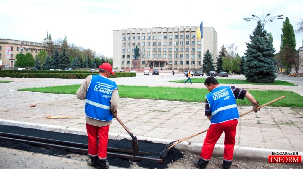 Сын измаильского депутата регионала за 2 млн. будет чистить городские дороги