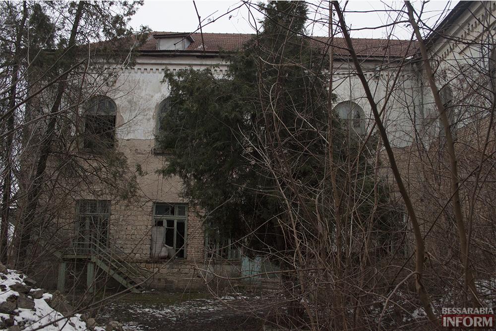 31 Экскурсия в прошлое - здание Укртелекома (фото)